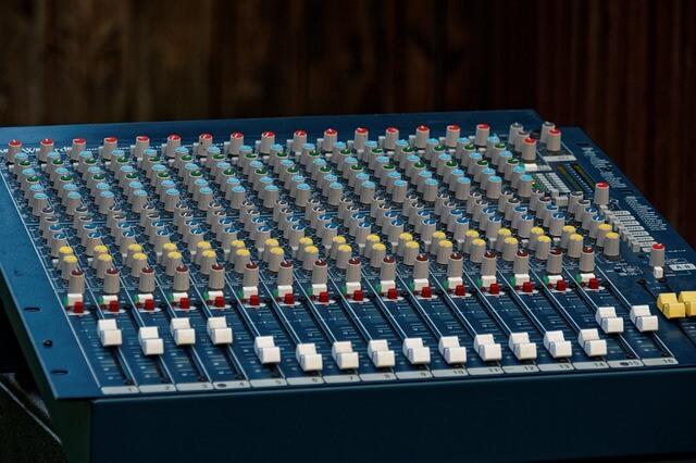 Home Recording Studio Mischpult