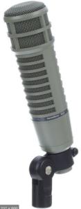 Electrovoice RE-20 Großmembran-Mikrofon