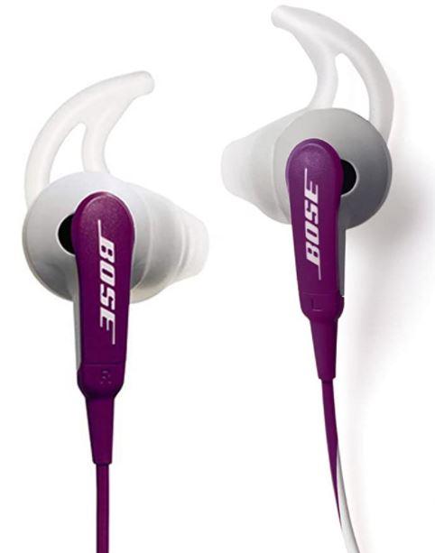 Bose SIE2i Sport-Headset mit Mikrofon
